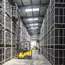 Different Types of Forklifts for Industrial Use